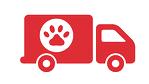 raslados de mascotas sin cargo. Consultar zonas de cobertura.